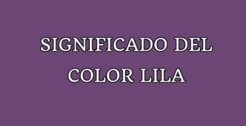 Significado del color lila